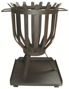 Brazier Fire Pit Blk W/handles Ash Tray - Bunnings Warehouse Black Phillip, Welding Ideas, Camping Parties, Wood Burner, Iron Work, Outdoor Fire, Fire Pits, Small Things, Wrought Iron