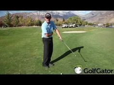 """BETTER CHIP SHOT TIP SERIES - Tip 13 - """"Golf Chipping Tip   Chip Like a Pro"""" will help you learn how and when to use the different wedges."""