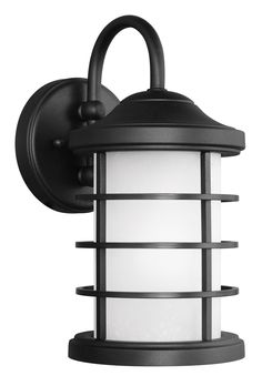 Sauganash 1 Light Outdoor Wall Lantern
