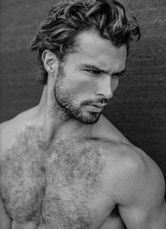 Male Model Moments: Meet Walter Savage