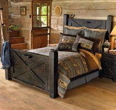 BEDROOM – Guest bedroom –