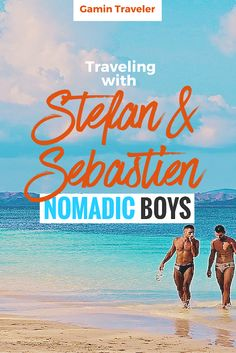 Find out about the full travel experience, a gay couple from Europe experienced when traveling in Asia for 18 months. Interview with Stefan and Sebastien from Nomadic Boys