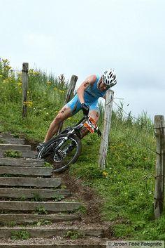 Cross Triathlon  Foto Jeroen Tibbe