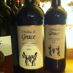 """@grace_allen12's photo: """"They have a wine for me! #chianticlassico #grace #tuscany #europe2013"""""""