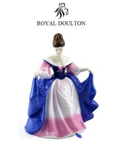 Royal Doulton Figurine Pretty Lady KIRSTY HN4783 ~ New in box New