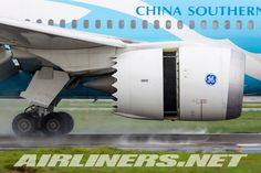 B-2725 Boeing 787-8 Dreamliner - China Southern Airlines | Aviation Photo #3883213 | Airliners.net