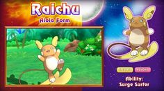 Serebii.net - Where Legends Come To Life  One of my favorite pokemon gets a form