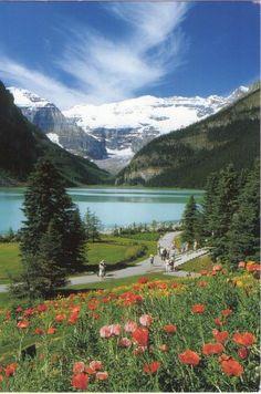 Lake Louise, Banff National Park, Alberto, Canada