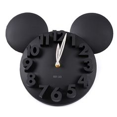 Mickey Mouse Wall Clock- 15.99 and free shipping!!!!