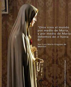 Por Maria al Señor. San Luis Maria de Montfort
