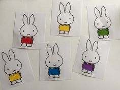 Miffy sun catchers