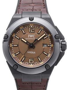 IWC Ingenieur Automatic IW322504 AMG Black Series Ceramic
