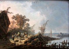 Landscape_with_Cattle,_Jean-Baptiste_Pillement,_1791.jpg (2812×1984)