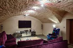 Cellar Conversion specialists based in Huddersfield. Add space and value to your home with a cellar conversion. A complete design & build service >> Cellar Conversion, Basement Conversion, Kitchen Decor, Kitchen Design, Home Wine Cellars, Stone Barns, Concrete Floors, Victorian Homes, New Homes