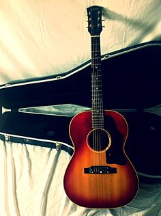 Sixties Gibson LG-2 Gibson Acoustic, Acoustic Guitar, Guitars, Random Stuff, Music Instruments, Photos, Random Things, Pictures, Musical Instruments