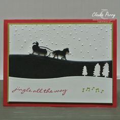 Stampin' Up!, Jingle all the way, Stamp-a-Stack