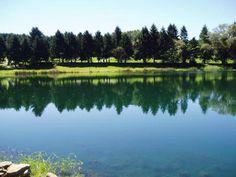 Mirror Lake RV Camping & Fishing at New Florence, Pennsylvania