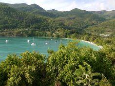 Port Launay,Mahe, Seychelles