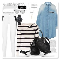 """""""Get the look"""" by vkmd ❤ liked on Polyvore featuring IaM by Ileana Makri, rag & bone, MM6 Maison Margiela, Michael Kors, A.L.C., Alexander McQueen, Whiteley, Dolce&Gabbana and winterwhite"""