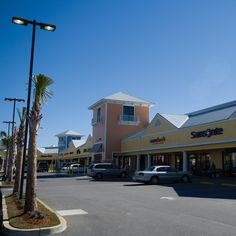 Tanger Outlets- Foley, Alabama. This counts as a school field trip, right?!