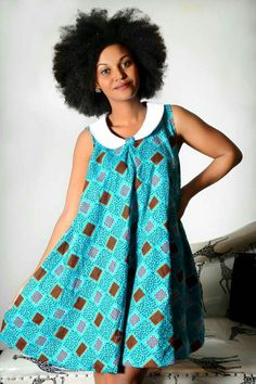 Collection of most beautiful and trendy short ankara dresses, these short African ankara dresse styles for ladies African Dresses For Women, African Print Dresses, African Print Fashion, African Attire, African Wear, African Fashion Dresses, African Women, African Prints, African Style