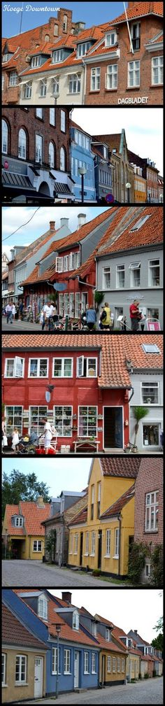 Photos of downtown Køge, Denmark. Where Jojo lived when I visited her!