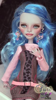 ~Suri~ MH Ghoulia Yelps DT | by   Rogue Lively