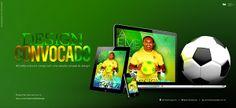 AEMEBE design | inspiração | arte by André AEMEBE, via Behance#AEmeBe entra em campo com uma seleção campeã de #designs issuu.com/aemebedesign facebook.com/aemebemagazine DESIGN CONVOCADO . AEMEBE edição 54 já está em campo.  #graphicDesign . #soccer . #cup . #copaDoMundo . #WorldCup2014 . #futebol . #designGráfico