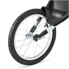 fixed wheel for jogging stroller