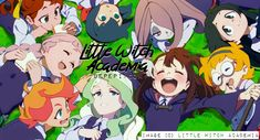 [For all the family!] If you like Harry Potter, you might love the sweet anime version called Little Witch Academia. You can find it on Netflix. It tells the story of an ordinary girl named Akko Kagari. She's a muggle, but she wants to become a witch like her hero Shiny Chariot. She wants to bring joy and laughter to the world using magic. Continue reading:   #netflix #littlewitchacademia #anime