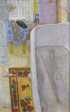 Pierre Bonnard Nu dans la baignoire 1925