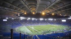 Stadio Olimpico en Roma, Lazio
