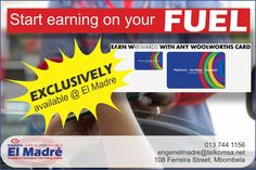 Earn points when you fill up on your My School My Village My Planet card, exclusively available at El Madré Motors - Engen. Start giving back to the community TODAY! For any inquires contact us at 013 744 Dr E, Filling Station, Giving Back, I School, Gas Station, Motors, Charity, Planets, Community
