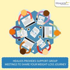 At Healios, Bariatric Support Group is a free service offered for pre-operative and post-operative patients.  Visit us:http://www.healios.in/query/