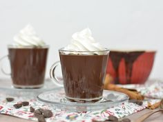Chocolate caliente e