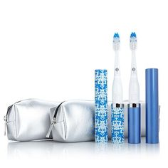 VIOlife Duo Sonic Toothbrush 2-pack