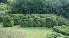 En cet été du centenaire de la guerre de 1914-1918, l'incroyable jardin créé sur la terre meurtrie de Séricourt (Pas-de-Calais) par deux paysagistes inspirés, trouve un écho particulier.