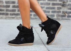 Isabel Marant sneakers.