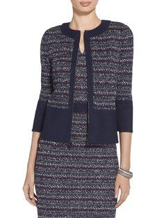 La Ponche knit jacket
