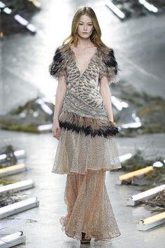 Rodarte The Best Dresses From New York Fashion Week  - ELLE.com