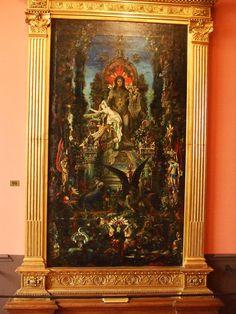 Musée Gustave Moreau, Paris (August 2009)