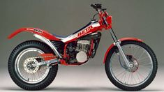 Trial Models from 1985 thru 2012 American Motorcycles, Cars And Motorcycles, Motos Trial, Trail Motorcycle, European Models, Trial Bike, Trials, Cool Cars, History