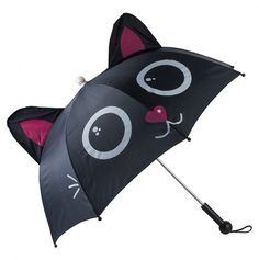 This would be silly because it might rain here a total of two weeks/year, and that's being generous. But.. I LUV it! Cat Umbrella