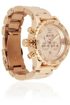 I do enjoy rose gold and this watch. I probably dont wear a watch enough to spend $450 but it is nice
