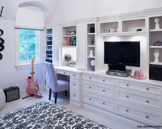 Teen Bedrooms Design, Pictures, Remodel, Decor and Ideas - page 4