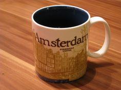 Starbucks city mug Amsterdam