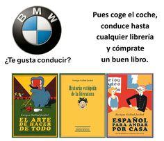 Publicidad de varios libros de humor de Enrique Gallud Jardiel publicados en la editorial Renacimiento-Espuela de Plata.