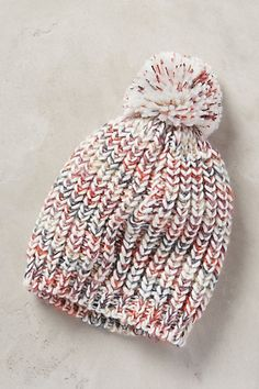 Ancona Pom Pom Hat #anthrofave