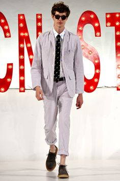 Mark McNairy Spring 2013