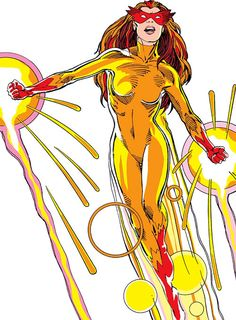 Firestar  MARVEL
